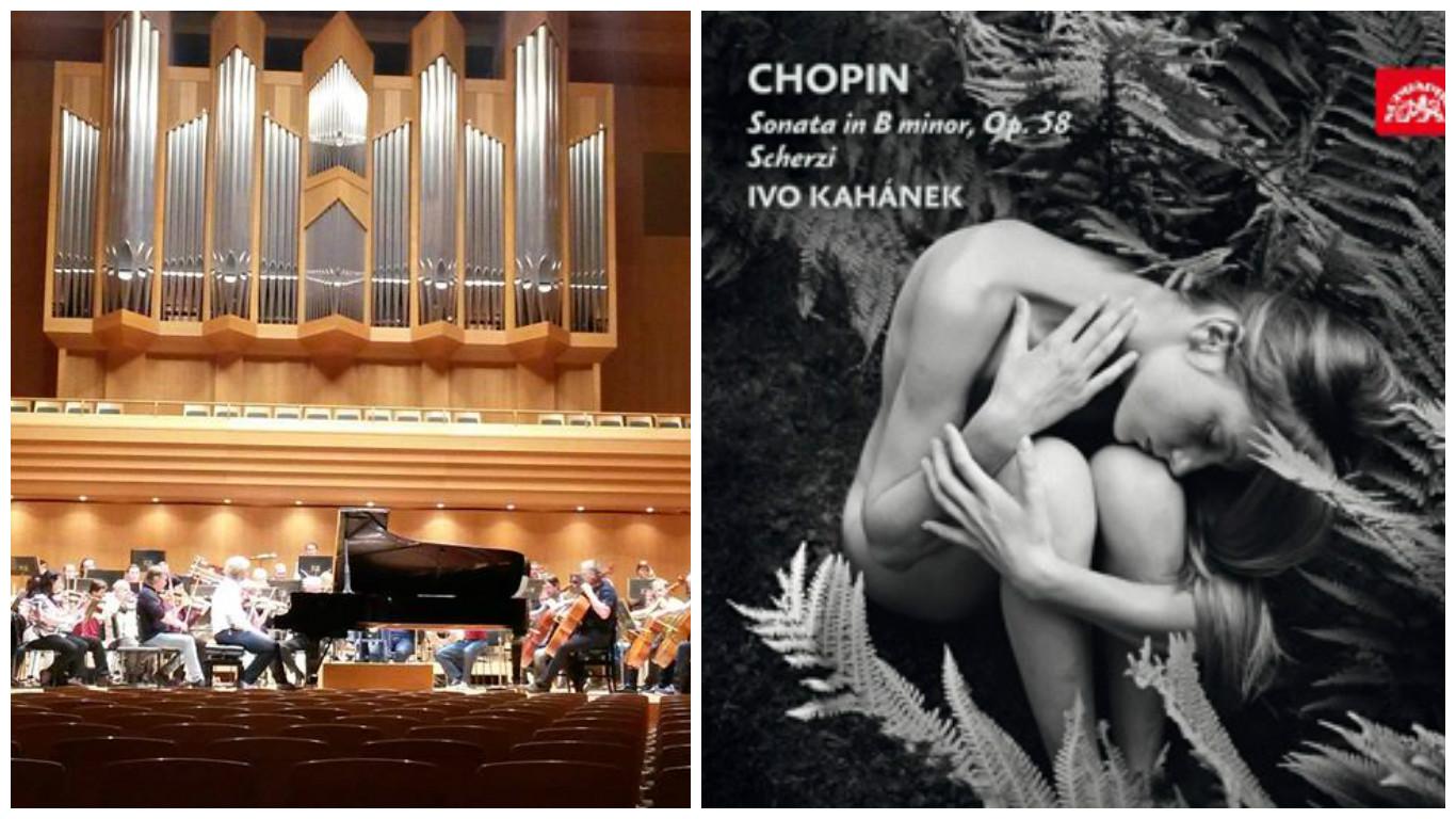 Ivo Kahánek a Tokio: fanoušci se prali o Chopina