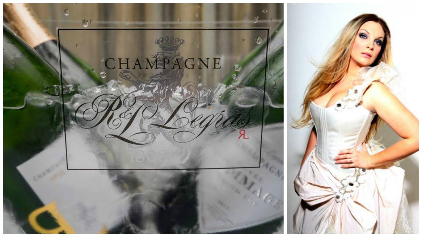 Ester Pavlů na Grand Jour de Champagne 2015: To nejlepší šampaňské a luxusní tóny
