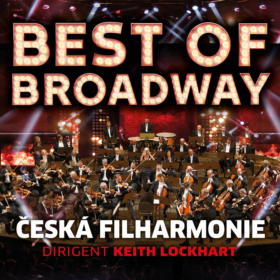 The Czech Philharmonic will play the best of Broadway musicals melodies