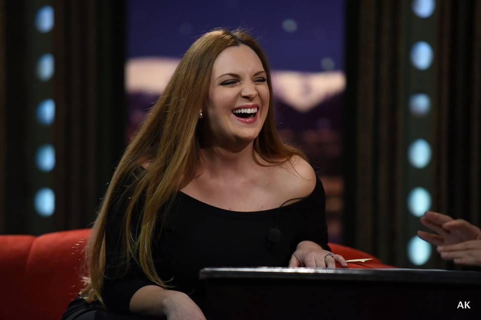 Ester Pavlů hostem Show Jana Krause
