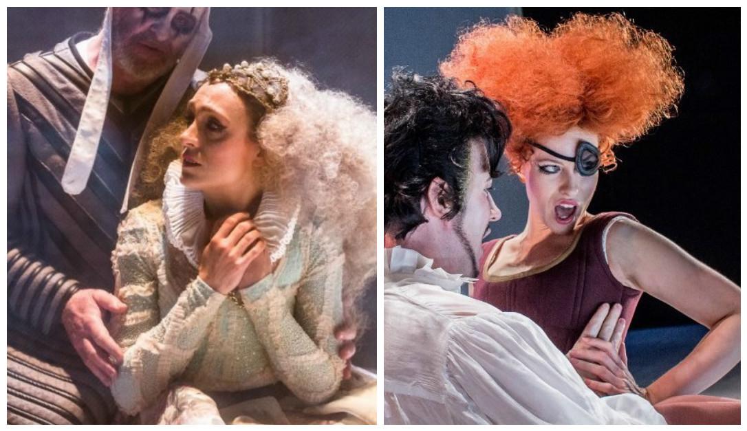 Andělská Gilda Olgy Jelínkové a hříšná Maddalena Dany Šťastné aneb Nový Rigoletto v Olomouci