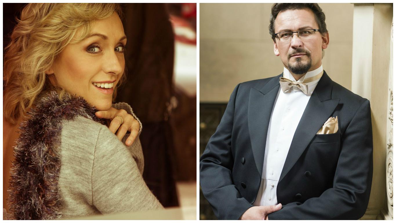 Nominace na Ceny Thálie 2015: Olga Jelínková užší nominace za Slavíka, Martin Bárta širší nominace za Ohnivého anděla