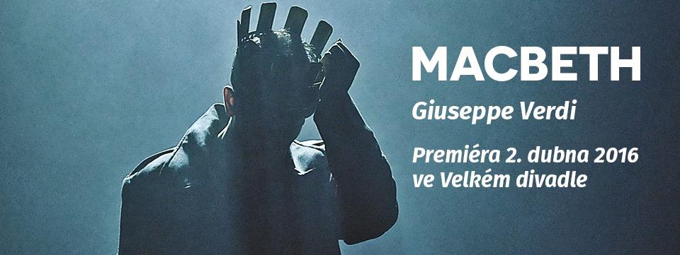 Plzeňské Tylovo divadlo uvede Verdiho operu Macbeth s Martinem Bártou v titulní roli