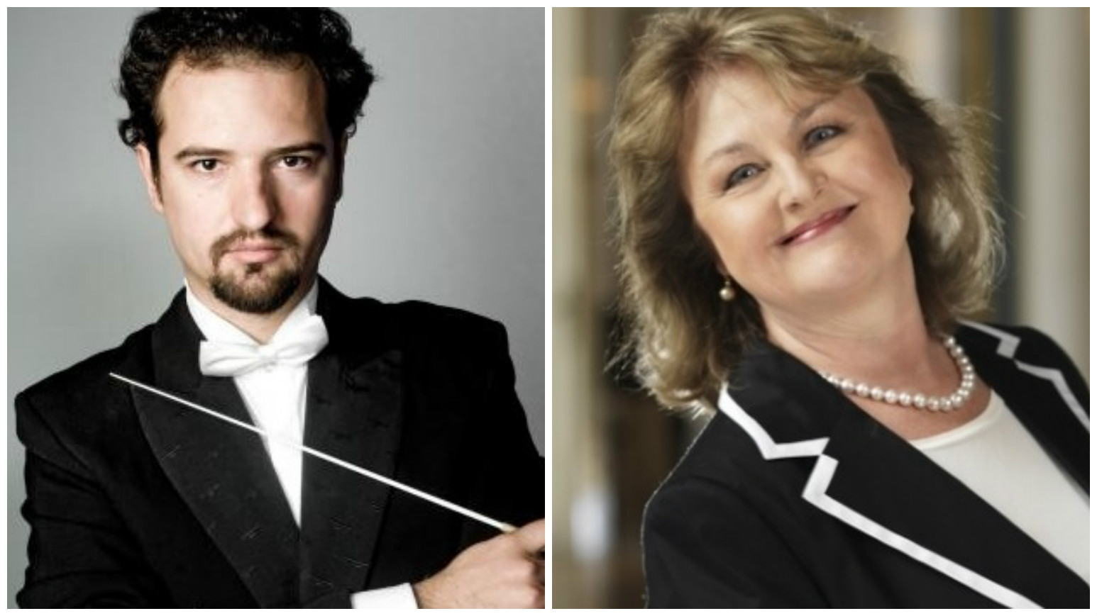 World class bel canto: the legendary soprano Edita Gruberová and conductor Peter Valentovič perform at the Municipal House in Prague