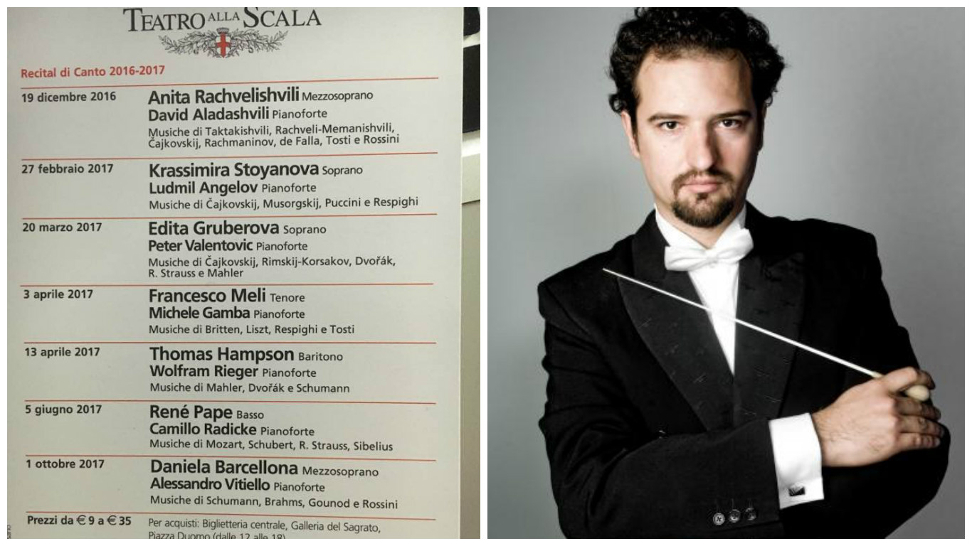 La Scala and the Vienna State Opera: Conductor and Pianist Peter Valentovič's Debut of Dreams