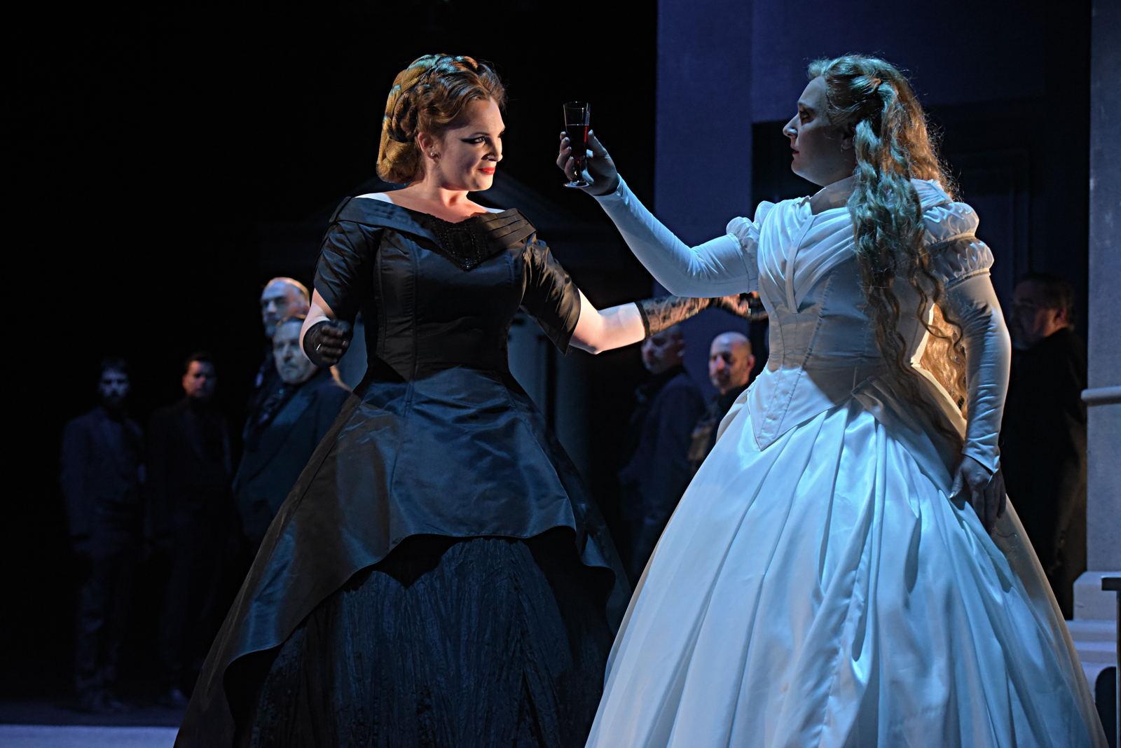 Ester Pavlů vystoupí 14. dubna poprvé v roli Cizí kněžny v nové Rusalce v Plzni