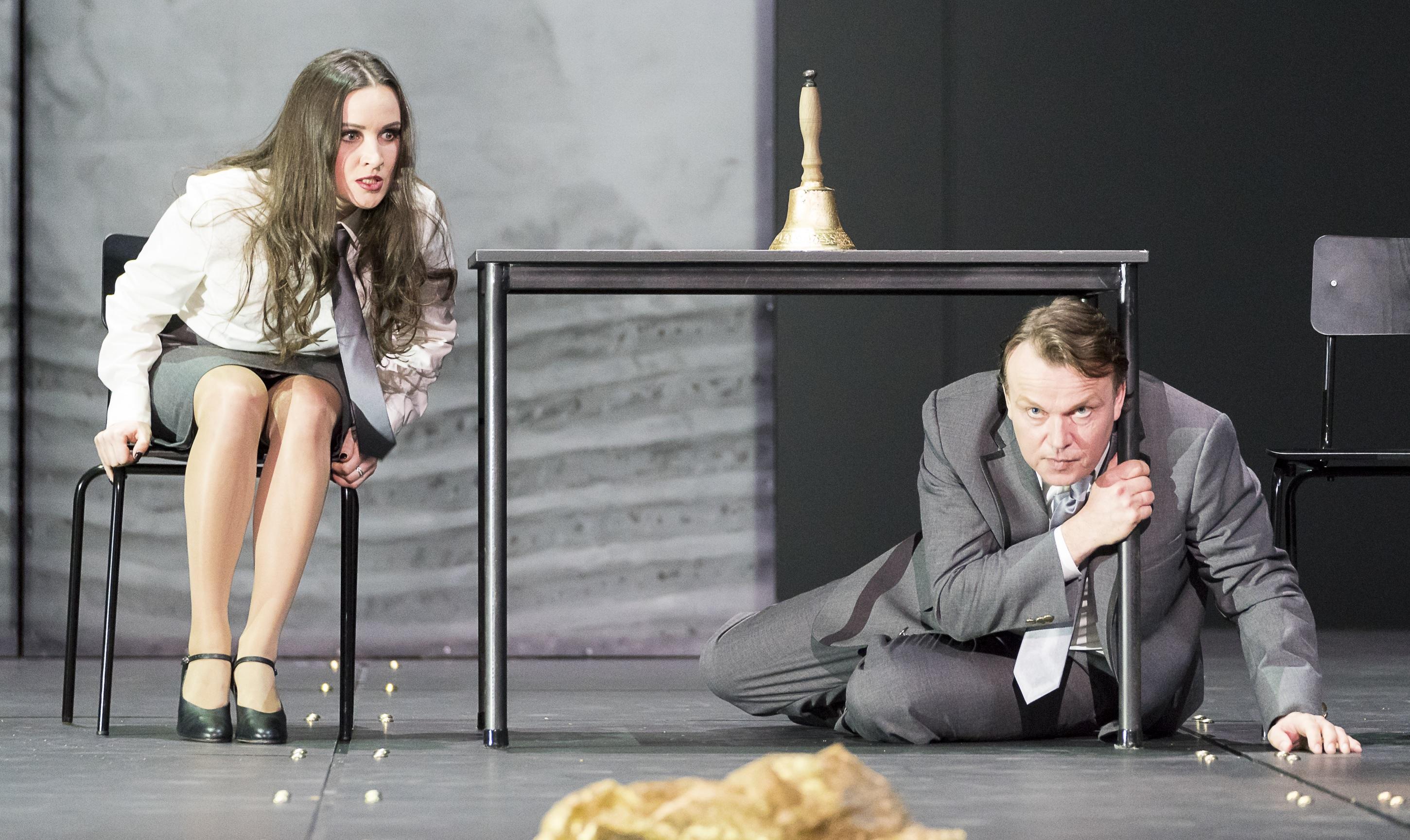 Tenorista Aleš Briscein získal rakouského operního oskara