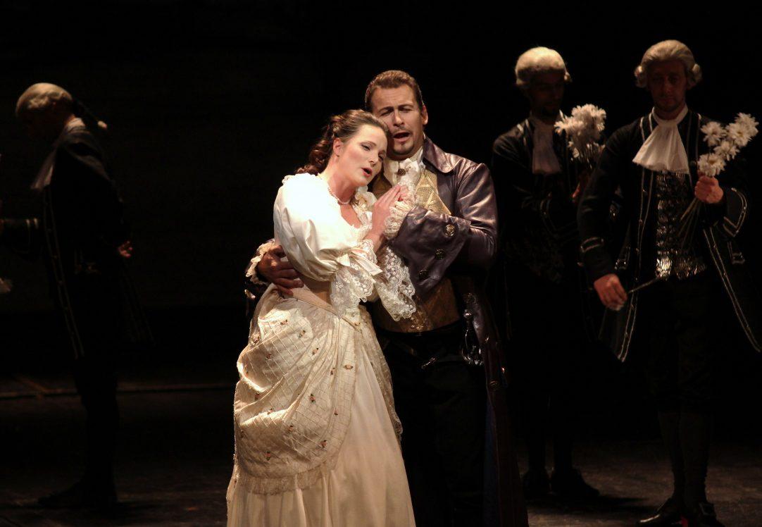 Barytonista Martin Bárta zazpívá Dona Giovanniho v pražské Šárce pro tisíce lidí