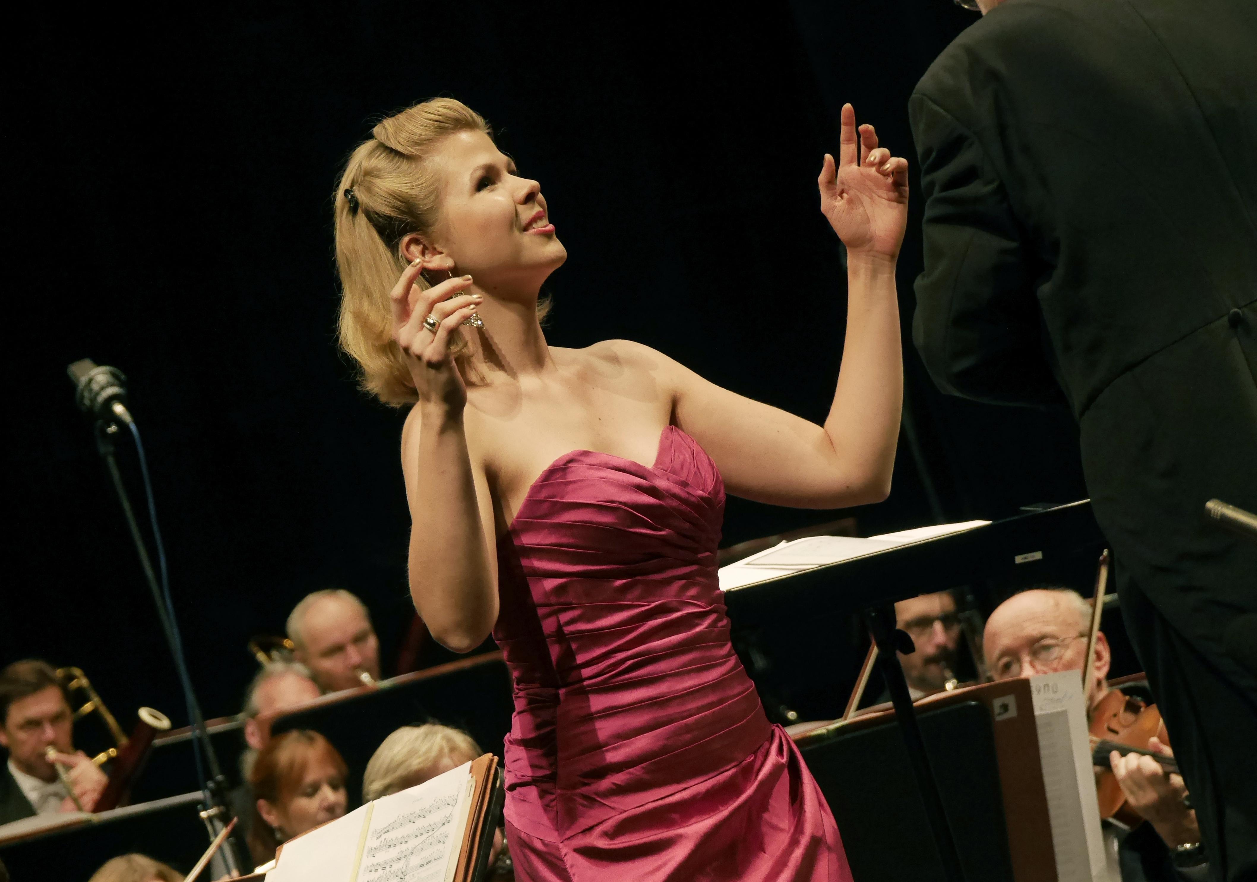 Sopranistka Lucie Kaňková představí v Praze koncertně svou La traviatu