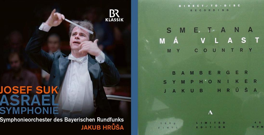 Dirigent Hrůša mit zwei Tonaufnahmen für ICMA-Preis nominiert