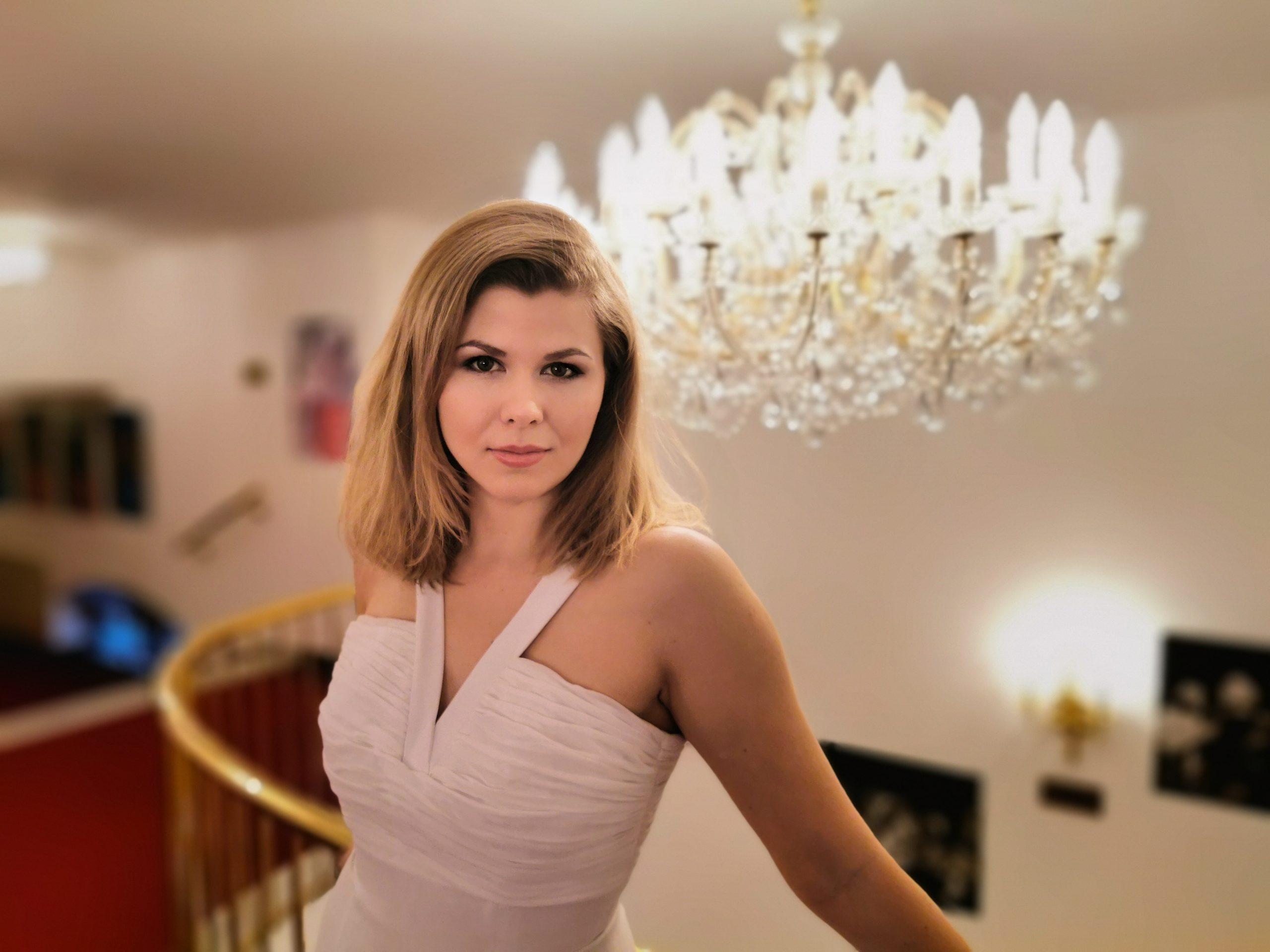 Lucie Kaňková vyhrála online operní soutěž Nomea
