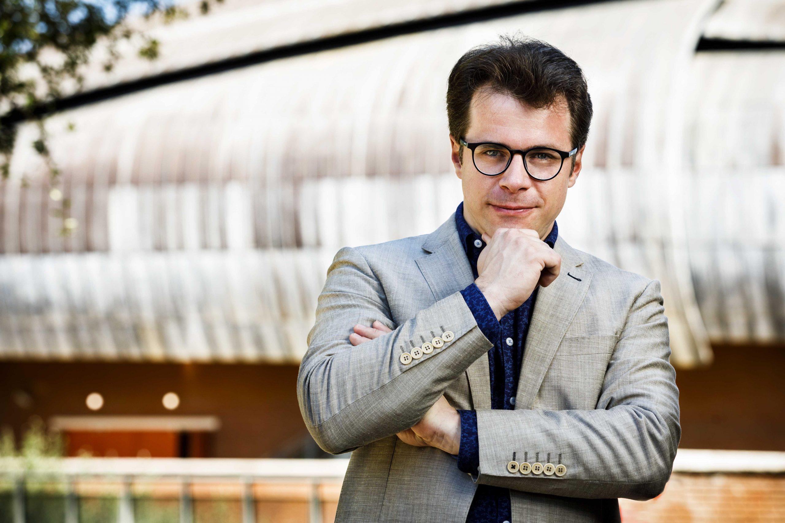 Jakub Hrůša announced as principal guest conductor of the orchestra Dell'Accademia Nazional Di Santa Cecilia